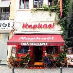 Raphael's next door has great food