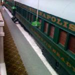 Rail Car Rooms