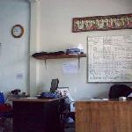 Front desk (receptionist)