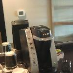 The Keurig coffee maker AWESOME