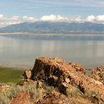 Great views from Antelope Island
