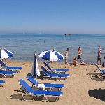 Beach of Talgo Apartments