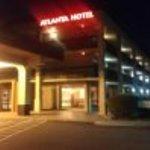 Atlanta Hotel Entrance