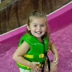 Enjoying Cascades Indoor Waterpark