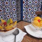 Irresistible dessert