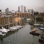 View of St Katherine's Dock