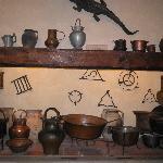 strumenti ed antichi utensili