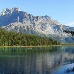 Emerald Lake, Field BC