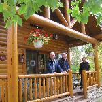 Lucky Log Cabin No.15