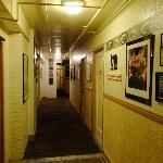 Hallway on the 5th floor