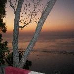 Sunset at Suara