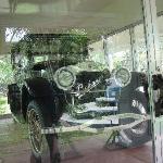 His car