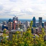 A view from Mont Royal