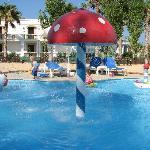 The children's pool