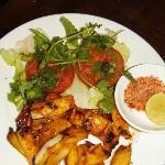 Chilli and Salt Squid
