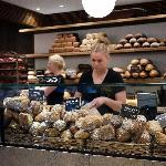 Do not miss the bakery.  Eat a real danish.