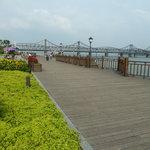 Yalu River Park ภาพถ่าย