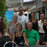 Our group with the wonderful staff at AoNang Goodwill