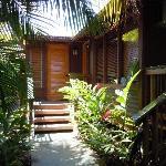 Guava Suite garden