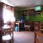Inside Las Gemelas