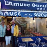 L'Amuse Gueule - Wonderful Restaurant in Le Lavandou