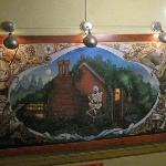 Painting of Jerry's Ice House