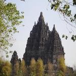 The temples at Prambanan