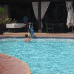 Clean pool.