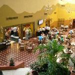 Breakfast at Hotel Copantl