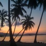 la magia del tramonto....