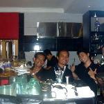 happy Mingle staff