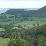 View near Rawhead