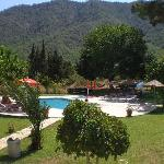 Maviay Hotel swimming pool