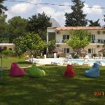 Maviay Hotel swimmg pool
