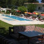 Maviay Hotel in garden hamak