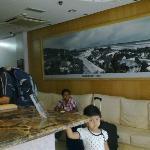 Central Hotel Sandakan: The lobby