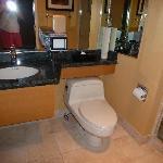 two bathrooms super