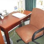 Desk/Work area