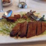 Crispy Duck at Moon Palace