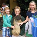Meeting Mr. Sloth