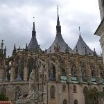 Another View - Cathedral of St. Barbara