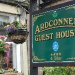 Ardconnel House Entrance