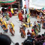 Mask Dance in Karsha