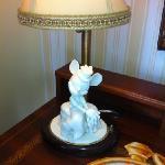 Minnie lamp