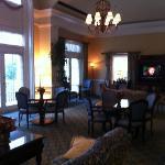Inkeeper's Club Lounge