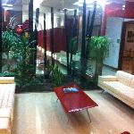 The main lobby!