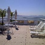 13th floor patio (where many caipirinhas were enjoyed)