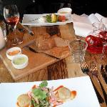 Starters - a prelude to a great meal