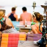 Shisha on the beacha!!