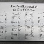 Bilodeau listed as early island family